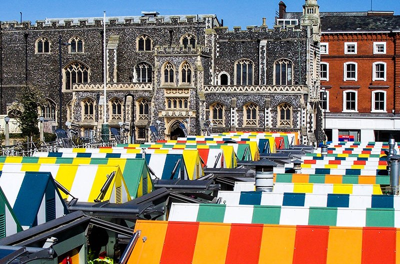 Norwich, UK.